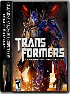 Transformer 2 Revenge oF Fallen Highly Compressed Game Free Download Full…