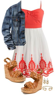 Summer Dresses With out the Denim Jackets
