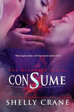 Shelly Crane Speaks - NYT & USA Today Bestselling Author: The DEVOUR Series Gets A Makeover! And a SALE!