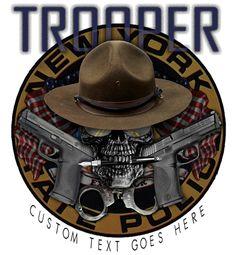New York State Trooper Shirt $19.95