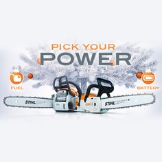 Finding the perfect STIHL gift this holiday. We have it for you! Visit us today!  #BillsAceHardware #Hardware #December #Holiday #STIHL #Power #gift #holiday #BillsAce #Bestquality