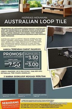 Other for sale, RM3 in Klang, Selangor, Malaysia. AUSTRALIAN LOOP PILE CARPET COLLECTION BEST AND CHEAP IN MALAYSIA   ONLY FROM RM 3/SQFT  Contract l Office Carpet, Buy Cheap, Stuff To Buy, Carpets, Collection, Office Rug, Farmhouse Rugs, Rugs