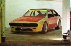 Alfa Romeo Alfetta GT 1975