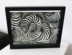 Original Hand Cut Paper Art
