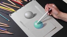 How to Choose Paper for Colored Pencil