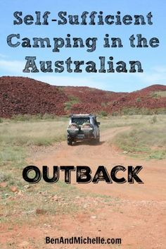 Self-Sufficient Camping in Australia - Isn't just about getting away from the crowds of people, it's also about being able to stop where ever we like (and are allowed), regardless of what 'facilities' are available. Camping With Kids, Go Camping, Camping Ideas, Camping Gadgets, Camping Checklist, Visit Australia, Australia Travel, Western Australia, Australian Road Trip