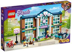 School Gifts, School Fun, School Days, Lego Friends Sets, Friends Series, Friendship Stories, Happy Play, Hanging With Friends, Toys R Us Canada