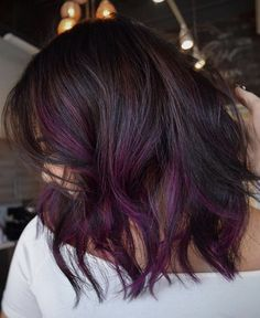 Purple ends