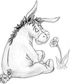 Art drawings, pencil drawings, character drawing, winnie the pooh, disney s Disney Sketches, Disney Drawings, Cartoon Drawings, Easy Drawings, Animal Drawings, Pencil Drawings, Art Sketches, Arte Disney, Disney Art