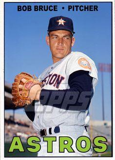 Bob Bruce, HOU 1962-66
