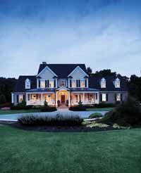 my dream house.On 5-6 acres..