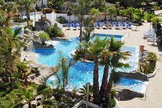 Camping La Siesta - Salou - Costa Dorada - Tarragona - Spain