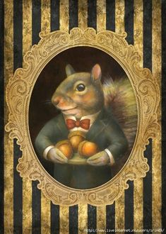 Diamond Painting Squirrel with Acorns Wall Portrait Kit Offered by Bonanza Marketplace. Diamond Painting Squirrel with Acorns Wall Portrait Kit Offered by Bonanza Marketplace. Special Full Drill DIY Diamond Painting Cat Pilot Miss Dewdr. Vintage Cards, Vintage Images, Illustrations, Illustration Art, Printable Animals, Motifs Animal, 5d Diamond Painting, Vintage Easter, Easy Paintings