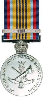 Australian Army Cadets - Awards and Commendations