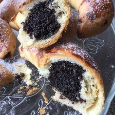 Pozsonyi kifli, yamm, yamm – Tortaiskola Doughnut, Bakery, Cookies, Desserts, Advent, Food, Biscuits, Meal, Bakery Shops