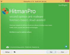 HitmanPro Malware Removal Tool: Secondary Anti-Virus Scanner | Download HitmanPro 3.7
