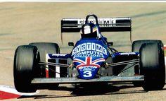 Tyrrell F1 1984