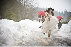CeciStyle V72: Ashley and Adam's winter wedding in Whistler