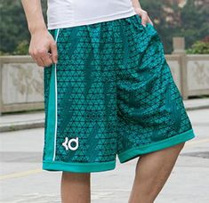 This Mens outdoor sports shorts is made of spandex and polyester. Its pattern is geometric and it is moisture-wicking, quick-drying, ultra-light and breathable. it fits true to size. Hence, please choose your normal size. Thanks.