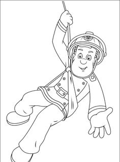 Nice Coloriage Sam Le Pompier A Imprimer that you must know, Youre in good company if you?re looking for Coloriage Sam Le Pompier A Imprimer Online Coloring Pages, Cute Coloring Pages, Cartoon Coloring Pages, Printable Coloring Pages, Coloring Pages For Kids, Coloring Books, Coloring Sheets, Fireman Party, Firefighter Birthday
