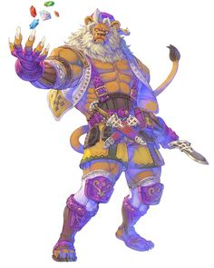 Thief Male - Characters & Art - Lime Odyssey: The Chronicles of Orta