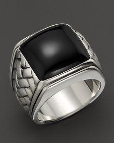 Vnox rojo grande de piedra anillos para hombres joyera de
