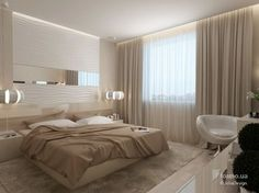 Bedroom, Interior Design