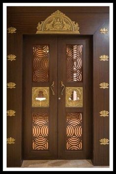 Door design modern Front Double Door Designs for Indian Houses: 7 Ideas That Stand Out! Wooden Front Door Design, Main Entrance Door Design, Double Door Design, Wooden Double Doors, Modern Front Gate Design, House Main Door Design, Pooja Room Door Design, Door Design Interior, Home Room Design
