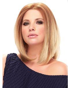 Carrie Human Hair Color – Jon Renau Wigs Women s Shoulder Length Bob  Monofilament Top Smart Lace Front Off the Face 047dd2bb53