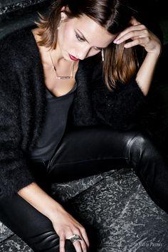 Photo by Noortje Palmers Juwels Lore Van Keer Model Gudrun MUA Carolien Wardenier