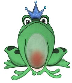 El príncep-granota