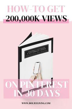 Are you wondering how to market your blog?  In this course, I expose all of my Pinterest secrets and the keys to unlock the highest placement in Pinterest's 2020 SEO code. This shows you exactly how I set up my Pinterest and the most asked questions I receive about how I grew my views so dramatically, and in such a short period of time.