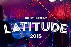 Latitude's new logo (2014) ahead of 2015 10th birthday bash
