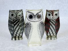 Mid-century-optic-lucite-owl-trio
