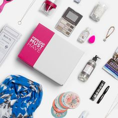 The POPSUGAR Must Have subscription box delivers the best full-size surprises in fashion, beauty, home, fitness, & food. Gift a box or treat yourself.