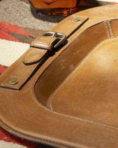 Hayden Leather Tray - Bar Accessories  Barware - RalphLauren.com