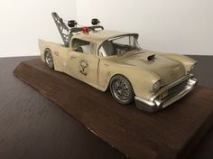Chevy tow truck 1/24