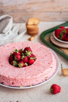 Chic Choc, Raspberry, Strawberry, Sorbets, Panna Cotta, Ethnic Recipes, Food, Summer, Inspiration
