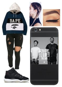 """""""Untitled #657"""" by ilianavaldez on Polyvore featuring NIKE"""