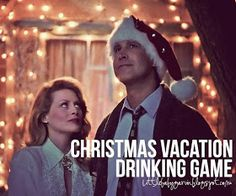 One of my favorite Christmas movies and drinking involved?!...count me in lol!