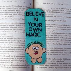 Believe In Your Own Magic Bookmark, Magic Bookmark, Inspirational Bookmarks, Motivational Bookmarks, Booklover Gifts, Stocking Stuffers by DivinitysDivineTouch on Etsy