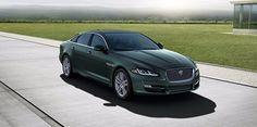 2016 Jaguar XJ - Full-Size Luxury Sedan | $86,700