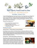 Public Workshop Final Report