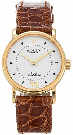 To have a look into Rolex collection of respectable, high-precision watches, look for the perfect series of form and overall performance. Elegant Watches, Beautiful Watches, Casual Watches, Stylish Watches, Cool Watches, Rolex Watches, Sport Watches, Rolex Cellini, Swiss Army Watches