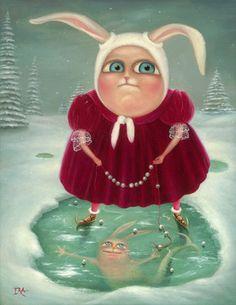 Winter Mermaid  Irena Aizen