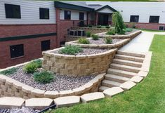 Pictures Of Retaining Walls #LandscapingIdeas