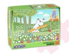 """Moomin series jigsaw puzzles 150 pieces """"Moomin, The way home"""""""