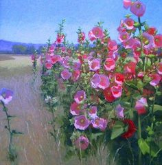 Shirley Novak - #Artist from Southern #California - #ABD