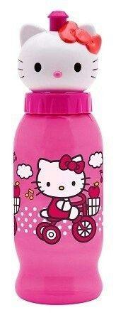 Hello Kitty water bottle.