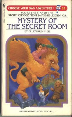 Choose Your Own Adventure Ebook